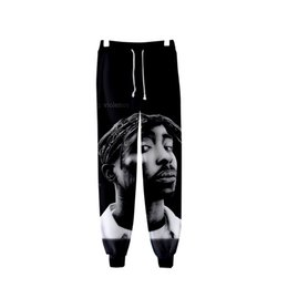 12079729eeb5 2Pac Sweatpants 100% Cotton Men Women Sweatpants Japanese Streetwear  Popular Pants Cargo Hip Hop Pants Men Fashion Winter