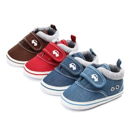 b91ea0a5c0a shoes boy moccasin Coupons - 2019 Autumn Spring Baby Shoes for Newborn Boys  and Girls Artificial