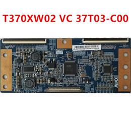 2019 placa de conexão frete grátis Original placa lógica T370XW02 VC 37T03-C00 para: 37 / 42icnh Board LCD conectar com T-CON conectar placa de conexão barato