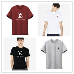 Camiseta de moda Diseñador de algodón Stussy Boss básico camisetas para  hombre blusa para mujer de impresión Real Madrid ropa casual tshirtpolo 370cb5bd7c98c