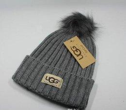 Luxury Winter brand CANADA berretto da uomo Fashion Designer Bonnet donna Casual maglieria hip hop Gorros pom-pom teschi cappelli cappelli da esterno 7786 da