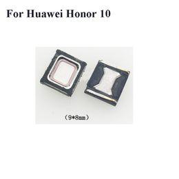 auriculares huawei honor Rebajas 2pcs para Huawei honor 10 del auricular del auricular del reemplazo del receptor altavoz Módulo Flex Cable para Huawei honor10 honor 10 Piezas