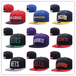 2019 new Men Women s Basketball Snapback Baseball Snapbacks All Teams  Football Hats Hip Hop Sports Hat Mix Order fashion outdoor cap 10000+ 3a5b5a0bb
