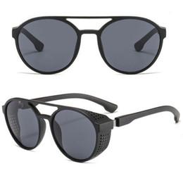 2020 runde brillen mens Markendesigner-Schutzbrille-Männer, die Brille-Frauen-Sport-Brillen-Weinlese-runde Sonnenbrille-Art- und Weisemänner und Frauen-Brillen-Sonnenbrille fahren günstig runde brillen mens