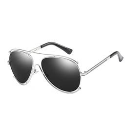 56e041732747b 2019 Sun Breeze NEW Steampunk Sunglasses Men Round Glasses Goggles Men Side  Visor Circle Lens Unisex Vintage Retro UV400 With Case And Box