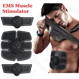 2021 электростимулятор New Electric Muscle Stimulator EMS Body Slimming Beauty Machine Muscle Exerciser Electro Body Toning Massager Free Ship For Home Training скидка электростимулятор