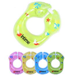 2019 rosa bambino galleggiante Gonfiabile per il nuoto per bambini Anello per piscina gonfiabile per il nuoto in piscina per il nuoto in piscina sconti rosa bambino galleggiante