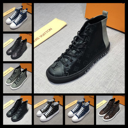 Men's Shoes 2019 New Fashion Men Comfortable Casual Shoes Lac-up Men Shoes Lightweight Walking Shoes Breathable Sneakers Size 39-50 Spare No Cost At Any Cost