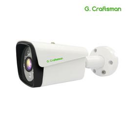 caméra cctv étanche vision nocturne Promotion G.Craftsman 5MP POE HD Caméra IP Extérieure Imperméable Infrarouge Vision Nocturne Onvif 2.6 CCTV Surveillance Vidéo Sécurité P2P Email
