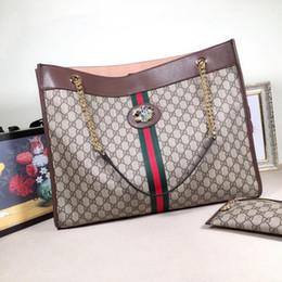 Sac à dos en cuir en Ligne-2019 Haute qualité 537219 45..35..6cm. sacs à bandoulière, sacs à main pour hommes et femmes, bagages, sacs à dos, cuir, Free Shiping