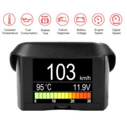 2019 audi automobile Auto-Bordcomputer ANCEL A202 Auto Digital OBD Computeranzeige Tachometer Kraftstoffverbrauch Meter Temperaturanzeige günstig audi automobile