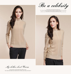 941aeead2c cashmere 100% pure cashmere sweaters women vintage sweater brand pullover  2015 fashion winter warm thick sweater