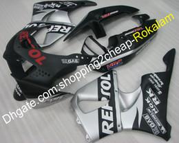 Deutschland Motorrad Fit für Honda 1998 1999 CBR900RR 919 CBR 900 RR 98 99 CBR919 CBR900 Sport Motorrad ABS-Kunststoff-Karosserieverkleidungssatz Versorgung