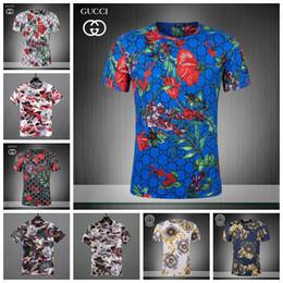 19SS été AAA haute qualité à la mode hommes boutique d'impression manches courtes T-shirt livraison gratuite bienvenue à acheter taille m-xxxl JS08 ? partir de fabricateur