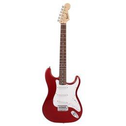 2019 left handed 12 cordas guitarras 39 Polegada 6 Cordas guitarras elétricas canhoto guitarra Basswood Rosewood Fingerboard Guitarra com Guitarra Saco de Desempenho Profissional