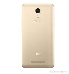 Argentina Venta al por mayor desbloqueo del teléfono Original xiaomi redmi note 3 pro escáner de huellas digitales Octa Core MTK6795 3GB 32GB 5.5 pulgadas desbloqueado Suministro