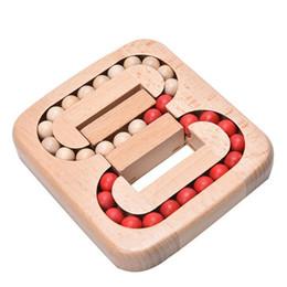 Deutschland Holzschloss Spielzeug Intelligenz Ming Luban Locks Traditionelle Denksportaufgaben Puzzle Lernspielzeug Alte China Ancestral Locks Kids cheap traditional toys for kids Versorgung