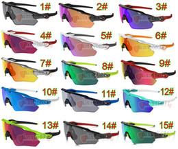 Occhiali occhiali online-brand new summer man sport Ciclismo occhiali da sole occhiali da donna Bicicletta occhiali Sport Outdoor colori Occhiali da sole 15 colori A +++ spedizione gratuita