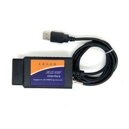 Canada ELM327 modifié Forscan ELM 327 USB ELMConfig avec commutateur OBD2 peut bus outil de diagnostic de scanner compatible avec Ford Mazda Lincoln Offre