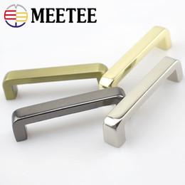 Meetee Métal Pont Vis Connecteur Boucle De Sac sangle Accrocher Sac À Main Sac À Main Ceinture Pièce Accessoires H5-2 ? partir de fabricateur