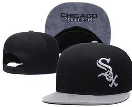 2019 White Sox cap hat Men snapbacks Cool Women Sport Adjustable Caps Hats  All Team snapbacks Accept Drop ship 00 bd38e32c21b4