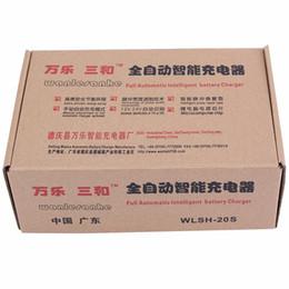 All'ingrosso-più nuovo 110V / 220V caricabatteria per auto elettrico automatico completo tipo di riparazione di impulsi intelligente caricabatterie 12V / 24V 100AH da xiaomi mi box fornitori