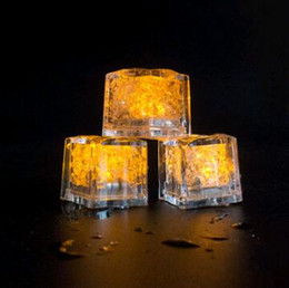 lampada a blocchi Sconti Piombo articoli tocco brillante Ice Block Wedding Bar KTV Halloween induttivo Flash Ice Ice Block Lamp lampadina LED luminoso Diving Bar Club di nozze