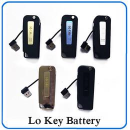 god mod box Sconti Flip a batteria Lo Key Vape 350mAh preriscaldamento 3 impostazioni Tensione 2.4-3.2-4.2V per cartucce Vape 0266251
