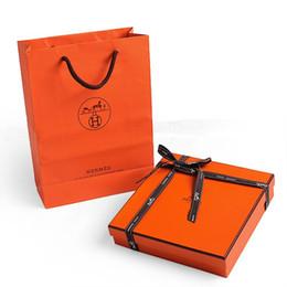 Cintura di alta qualità presente scatola di moda scatola di imballaggio scatola originale molti tipi di marche possono mescolare il sacchetto all'ingrosso da