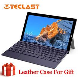 tableta usb hdmi wifi Rebajas Tablet PC Teclast X4 con teclado 11.6 pulgadas 1920 x 1080 Windows 10 Intel Gemini Lake N41008GB RAM 128GB SSD HDMI Dual Wifi USB