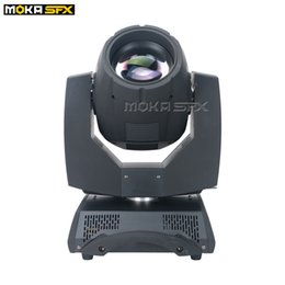 Led caso di volo a testa mobile online-Attivo Auto Led Fascio 230 Moving Head per Sharpy 7r Luce Concerto con Flight Case