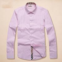 Brand Herren Freizeithemd Herren Langarm 100% Baumwolle gestreift camisa masculina sozialen männlichen T-Shirts neue Mode Mann kariertes Hemd mit Logo von Fabrikanten