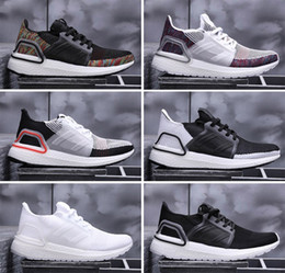 dbd59eb8490 Brand Mens Ultra Boost 19 Trainers for Men s Laser Red Running Shoes Male  Ultraboost 5 Jogging Women Oreo Sneakers Womens Black Sneaker