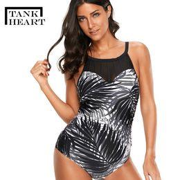 vendita all'ingrosso vestito nero Mesh push-up Sexy costume da bagno One Piece Plus size costumi da bagno monokini trikini costume da bagno per da