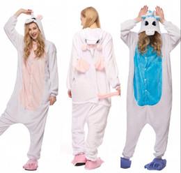 491c63271b Distribuidores de descuento Pijamas Onesies Encapuchados Animales ...