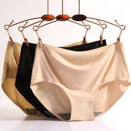 682712a35 Calcinha De Seda Gelo transparente Sexy Underwear Mulheres Briefs Calcinha  Transparente para Meninas Biquíni Calcinha sexy lingeries navio da gota  calcinhas ...