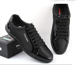 calcanhar glitter borgonha Desconto Moda Casual Sapatos Masculinos, de Alta Qualidade Lace Up Sapatilhas Da Moda de Couro Genuíno, Lace Up Shoes Men tamanho: 40-47
