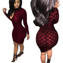 3113 Europa y los Estados Unidos de comercio exterior de cuello alto de las mujeres vestido flocado discoteca falda 3 colores desde fabricantes
