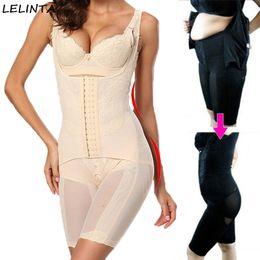 c8a6cf24d8b Shapewear Bodysuit Corset Shaper Body Full Waist Women Cincher Underbust  Trainer Compression Control Slimming Tummy Plus Size