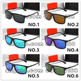 2019 fábrica de óculos de sol da marca Popular Brand Designer Óculos De Sol Para Homens New 4214 Óculos De Sol De Vidro Dos Homens Quadrados Quadro Óculos de Proteção UV Preço de Fábrica desconto fábrica de óculos de sol da marca