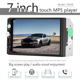 7 pouces 2 DIN Bluetooth dans la voiture vidéo de tableau de bord Radio Stereo Player Support Aux In / caméra de vue arrière pour Android et iPhone Mirror Link ? partir de fabricateur