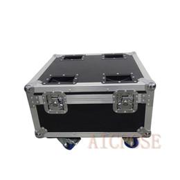 2019 luz de escenario de alta potencia láser Flight Case 8 en 1 Uso para 8pcs Flat LED Par Light 7x10w 12x12w 18X3W 36X3W 7X12W Solo caja vacía Caja de aire
