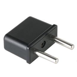 европейская розетка Скидка Универсальный ЕС Plug адаптер питания конвертер гнездо для европейских путешествий бытовой настенное зарядное устройство