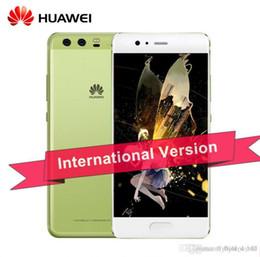 """смартфон в индии Скидка Новый оригинальный Huawei P10 Plus VKY-AL00 4G LTE Мобильный телефон Kirin 960 Octa Core 6 ГБ ОЗУ 64 ГБ / 128 ГБ ROM Android 5.5 """"2K 2560x1440 20MP"""