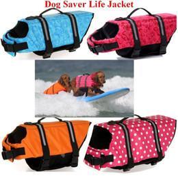 2019 kleidungsretter Haustier Hund Schwimmweste Sicherheit Kleidung Schwimmweste Kragen Harness Saver Hund Schwimmen Erhalter Kleidung Sommer Badebekleidung günstig kleidungsretter