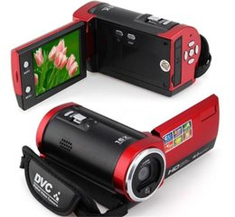 2019 item de HOT C6 Camera 720P HD 16MP 16x Zoom 2.7 '' TFT LCD câmara de vídeo digital DVR Camera DV de Fornecedores de telas grandes barato