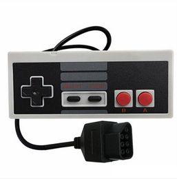 Nintendo nes jogos on-line-2019 novo controlador para mini nes 1.5 m 2019 controlador de estilo console controlador de jogo joystick gamepad para nintendo nes clássico mini nes