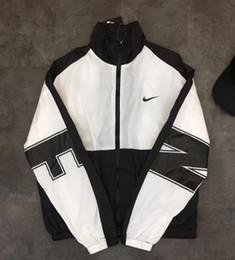 Deutschland Overseas Fashion Sport Casual Jacke Windschutzscheibe Jacke Männer und Frauen Liebhaber Mantel Farbe: schwarz. Größe: M-XXL Versorgung