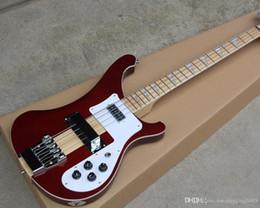 Hardware de cromo de guitarra on-line-Fábrica atacado personalizado venda novas cordas da guitarra elétrica com pescoço corpo, maple, cromo hardware, 2 Pikcups, etiquetas de cores personalizadas penetrar