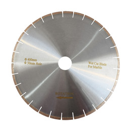 tools for marble Coupons - 16 Inch D400mm Silent Diamond Circular Saw Blades for Cutting Marble Slab Diamond Cutting Disc Stone Cutting Tools One Piece